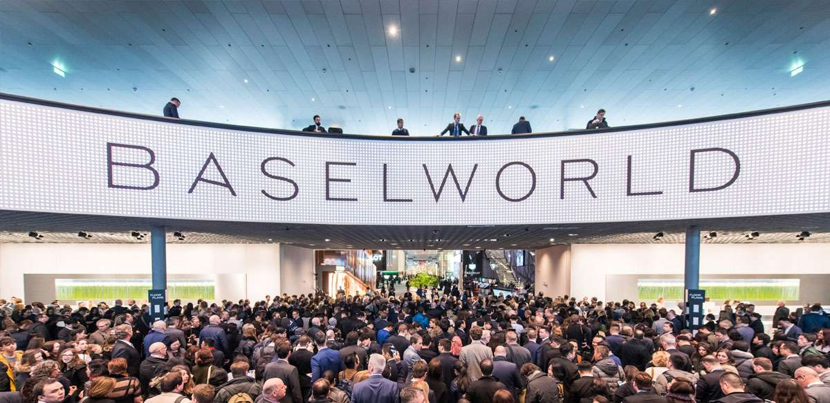 Baselworld 2018 Part 1