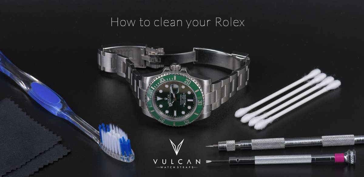 How To Clean Your Rolex