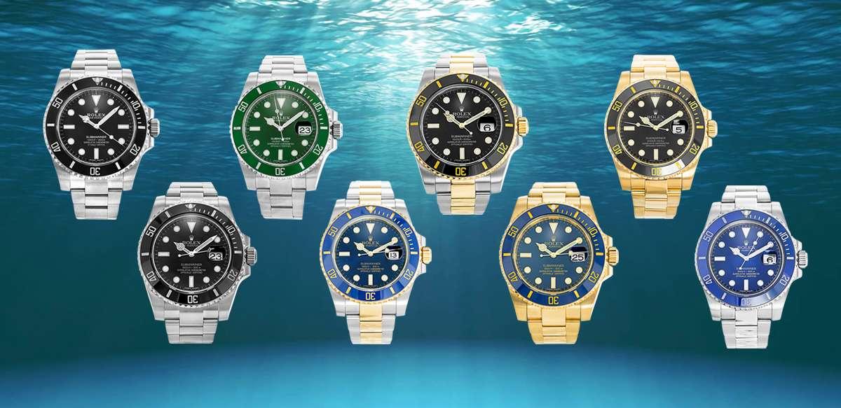 Rolex Submariner Watch Straps